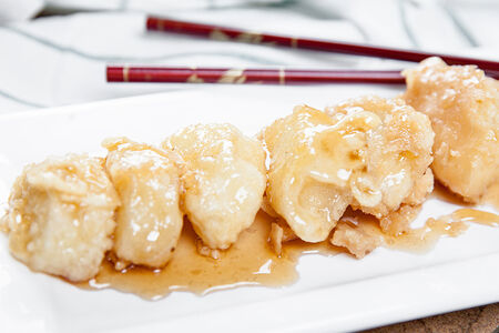 Десерт Шанхайская груша