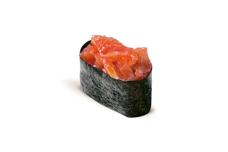 Спайс суши Копченый лосось