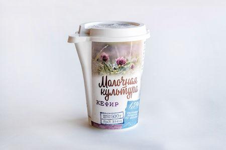 Кефир Молочная Культура 1,5%