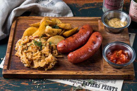 Тирольские колбаски