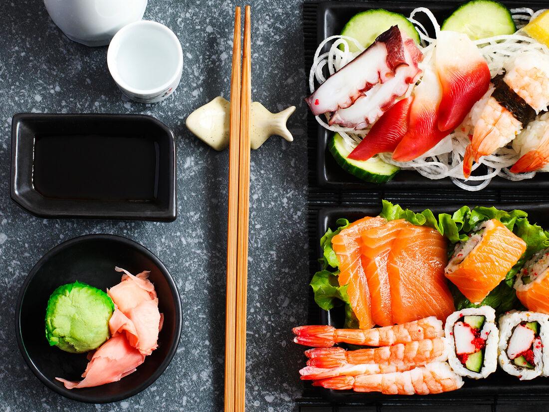 Sushi Trend