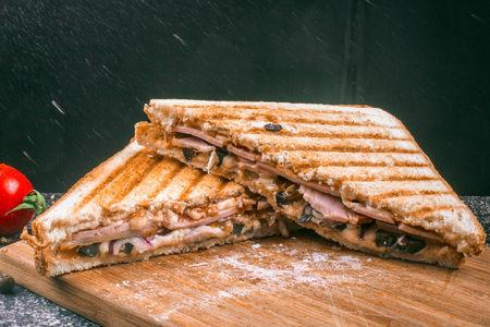 Сэндвич Три поросенка