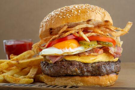 Бургер Американский