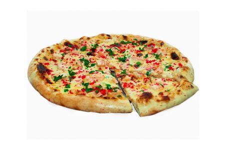 Пицца Сальмоне бьянко
