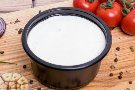 Суп Сырный с колбасками