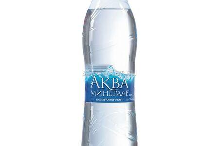 Аква Минерале с газом