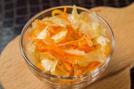 Салат витаминый по-корейски