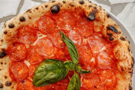 Пицца Пепперони Дьябло