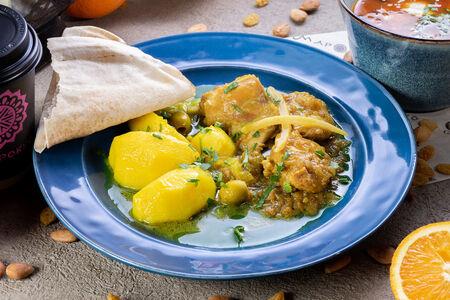 Марокканский обед №1
