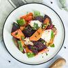 Фото к позиции меню Салат Винегрет из печеных овощей