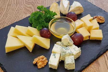 Сырная палитра