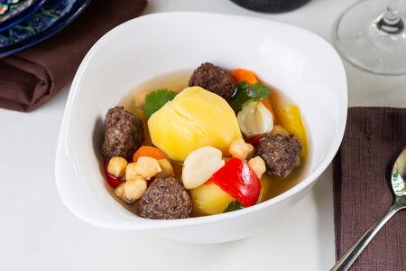 Суп Кийма шурпа