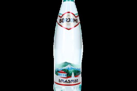 Вода минеральная газированная Боржоми