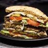 Фото к позиции меню Сэндвич с тофу