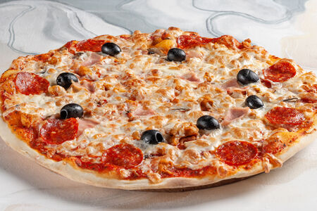 Пицца Шестнадцать Двадцать