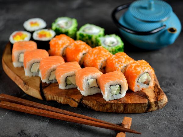 Суши I-Fish
