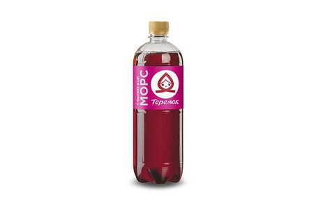Морс клюквенный бутылка