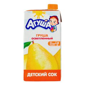 «Агуша» груша