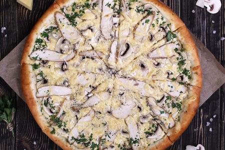 Пицца Куриный жульен