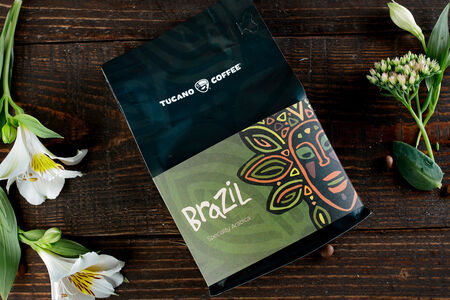 Зерна Бразилия