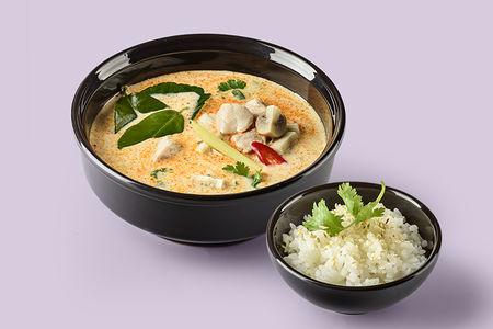 Суп Том Кха Кай