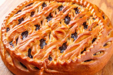 Пирог Лесные ягоды