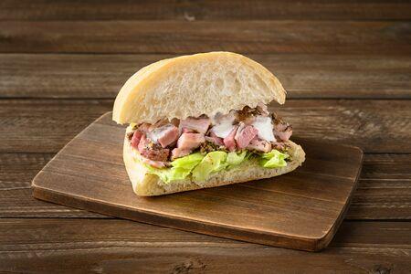 Сэндвич Поркетта