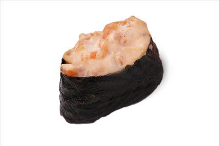 Суши Копченый лосось спайси