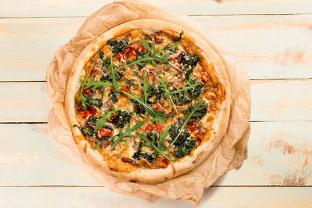 Нью-Йоркская пицца Наглая утка