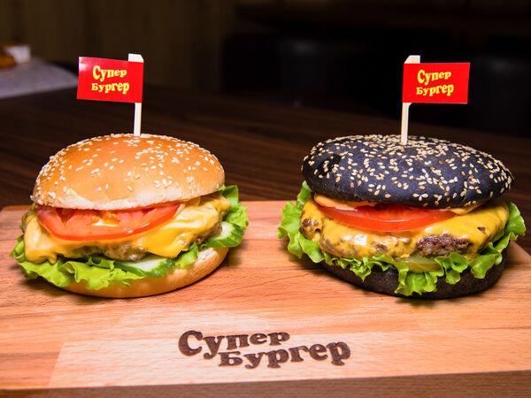 Супербургер Суперкебаб