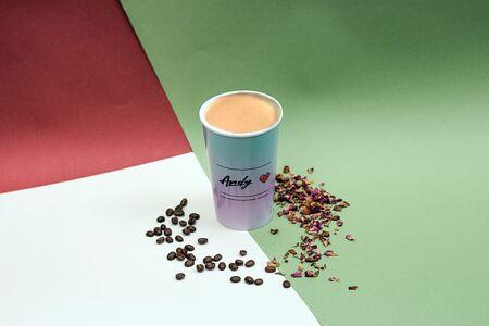 Раф-кофе Базилик