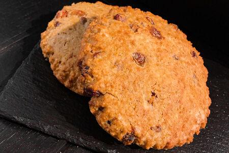 Печенье Здоровье с изюмом