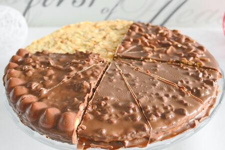Торт Миндальное ассорти