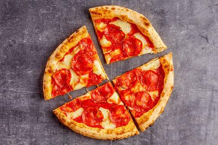Пицца Острая с чоризо