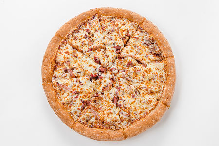 Пицца Барбекю Чизбургер