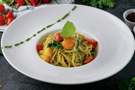 Спагетти Песто Дженовезе