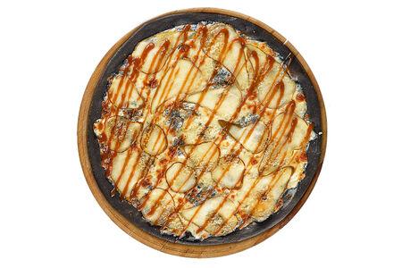 Пицца с грушей и дорблю Блэк