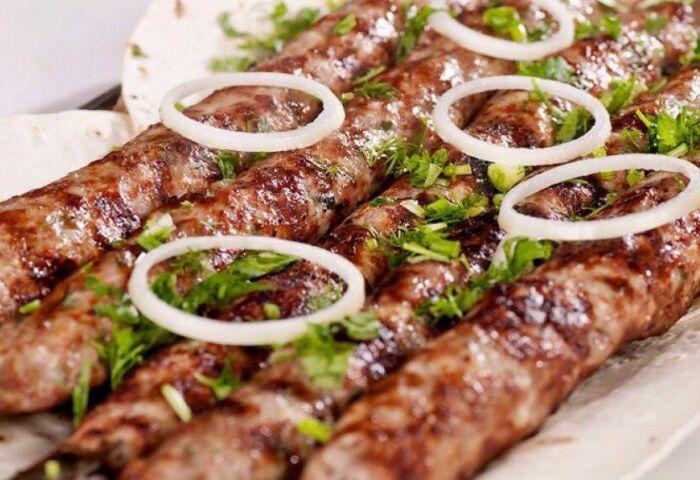 Люля-кебаб говядины