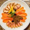 Фото к позиции меню Тарелка рыбных деликатесов