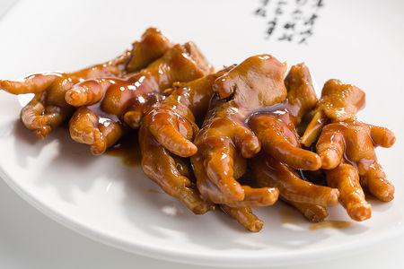 Куриные лапки по рецепту тетушки Ю