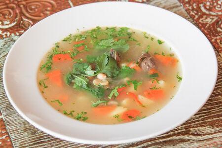 Суп из ягненка