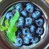 Фото к позиции меню Голубика свежая