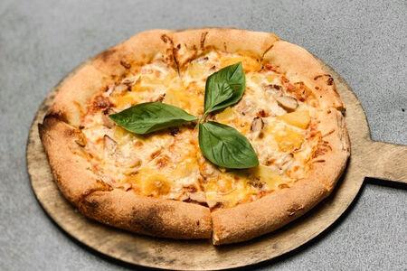 Пицца Чикен-гриль
