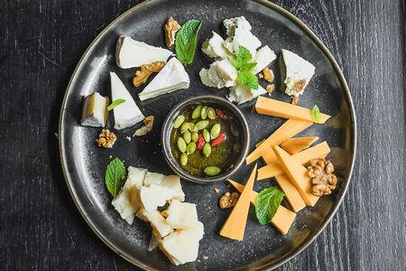 Сырные деликатесы