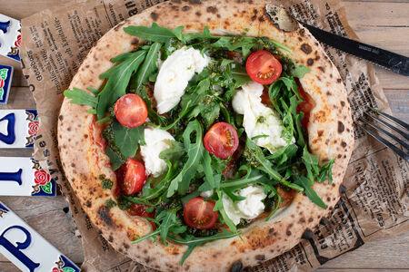 Пицца Бурратина