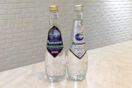 Вода Волжанка