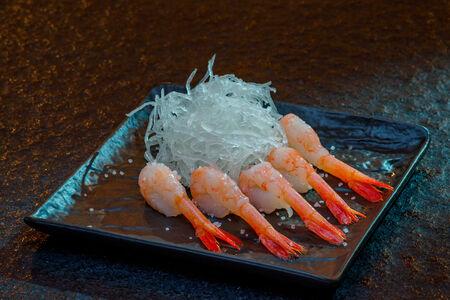 Сашими креветка сладкая