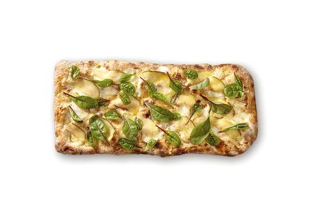 Пицца Дор блю с грушей и кленовым сиропом
