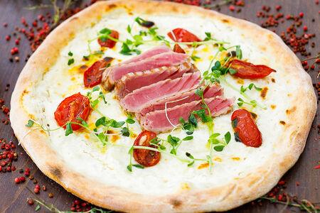Пицца Тонара с тунцом