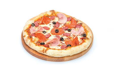 Пицца Колбаски
